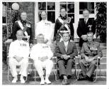 Canadian Legion Parade Official Party at Raymar Estate